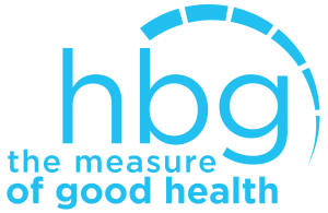 HBG Logo (Measure of Good Health)
