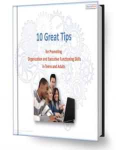 Executive Functioning Skills eBook