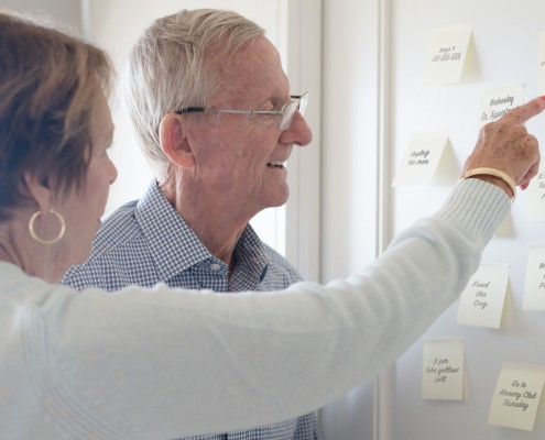 Communication Skills: Speech Therapy as a Treatment for Dementia