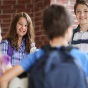 children with Social Pragmatic Disorder and Autism at school