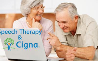 Cigna Speech Therapy